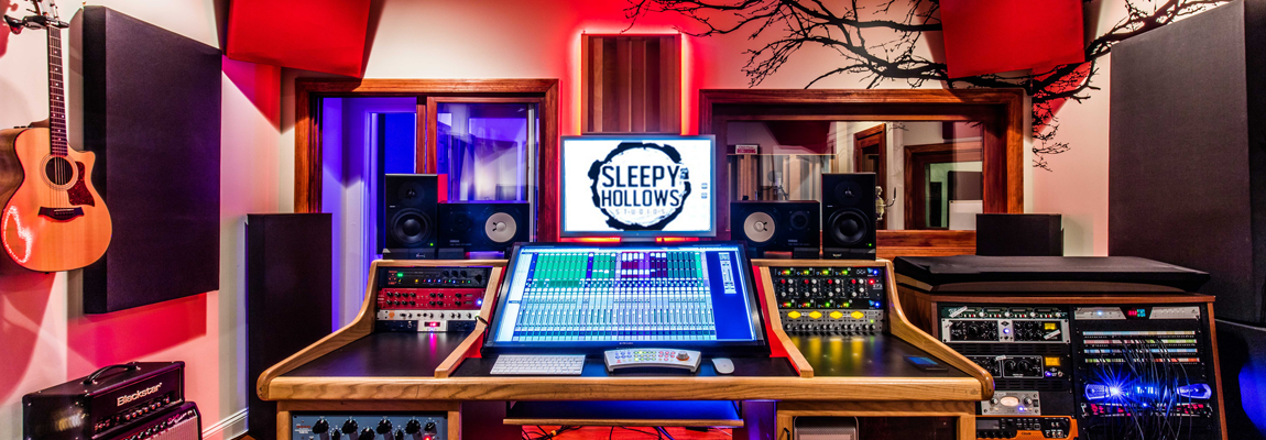 Welcome to Sleepy Hollows Studios